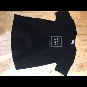 Herve Leger t shirt